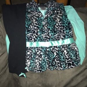 3 piece Matching Outfit